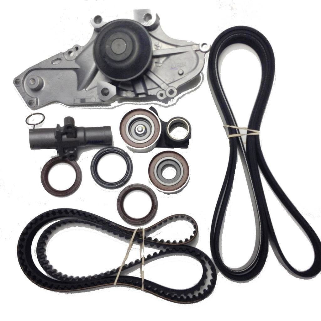 Timing Belt Kit Acura MDX With Bando Brand Belts - Acura mdx timing belt