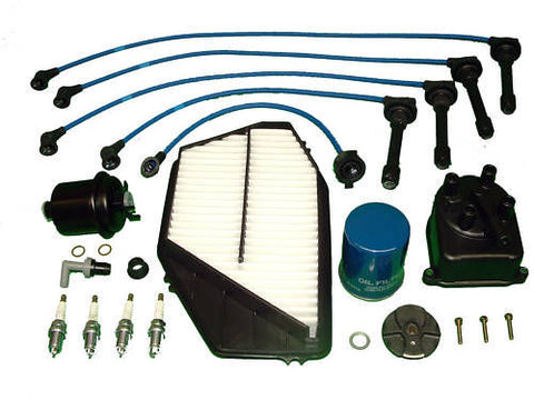 Tune Up Kit Honda Odyssey 1995-1997 2.2 Four Cylinder