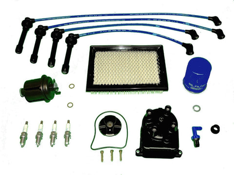 Tune Up Kit Honda Civic LX DX CX 1996 to 2000 1.6L