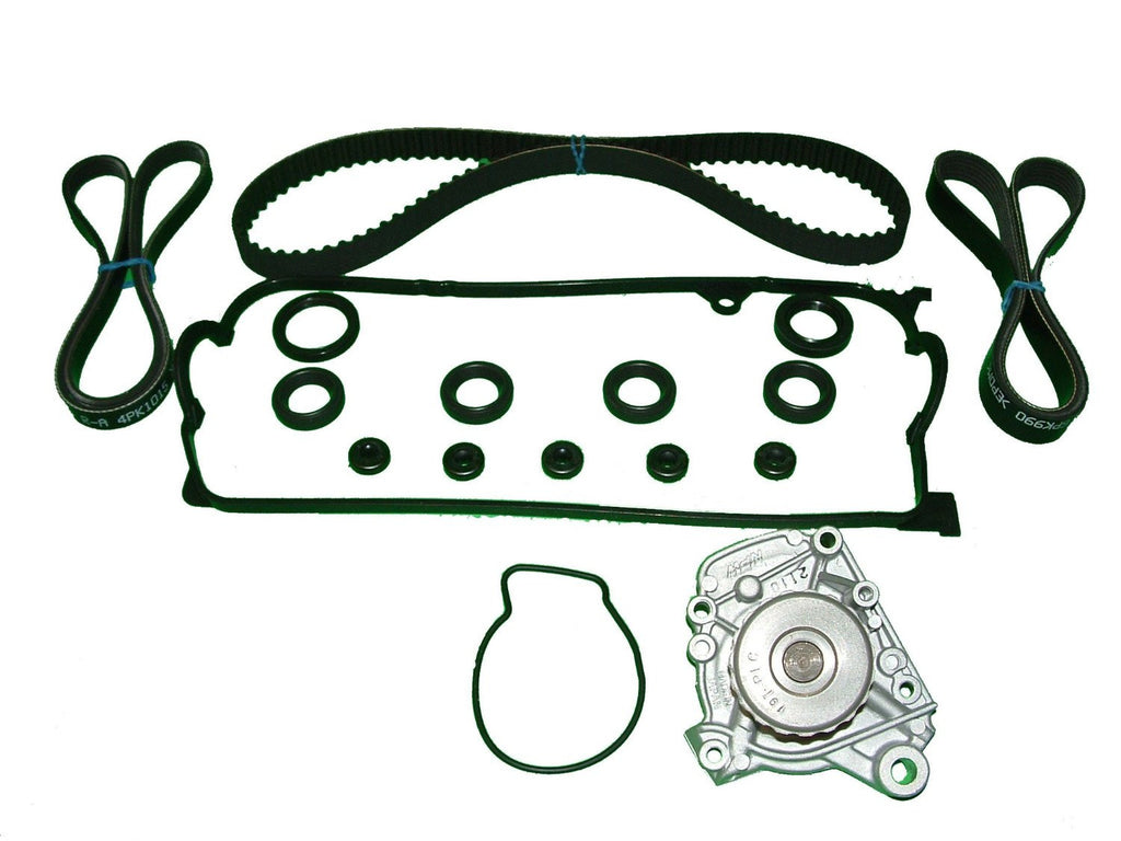 Timing Belt Kit Honda Civic LX DX EX 1.7 2001 to 2005, less tensioner