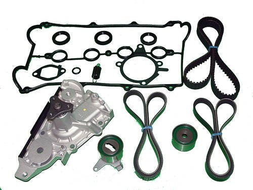 Timing Belt Kit Mazda Miata 1994 to 2000 with Air Conditioning and No Power Steering