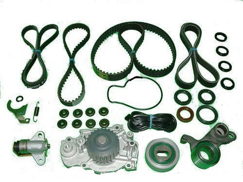 Timing Belt Kit Honda Prelude Base and SH 1996 to 2001 with Hyd. Tensioner