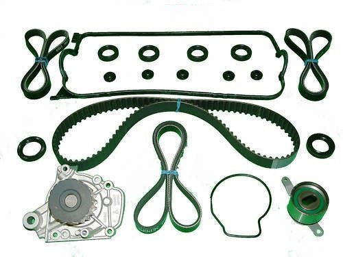 Timing Belt Kit Honda Civic Del Sol SI 1.6 D16Y8 SOHC 1996 to 1997
