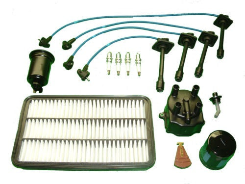 Tune Up Kit Toyota Camry 1992 1993 4 Cyl. 2.2L 5SFE