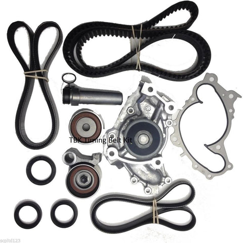 Timing Belt Kit Toyota Solara Nov 1999-2002 With Bando Brand Belts Six Cylinder