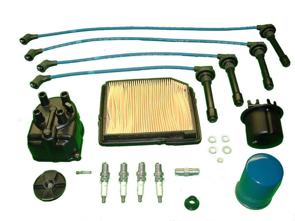Tune Up Kit Honda Civic 1.6L 1988 to 1991