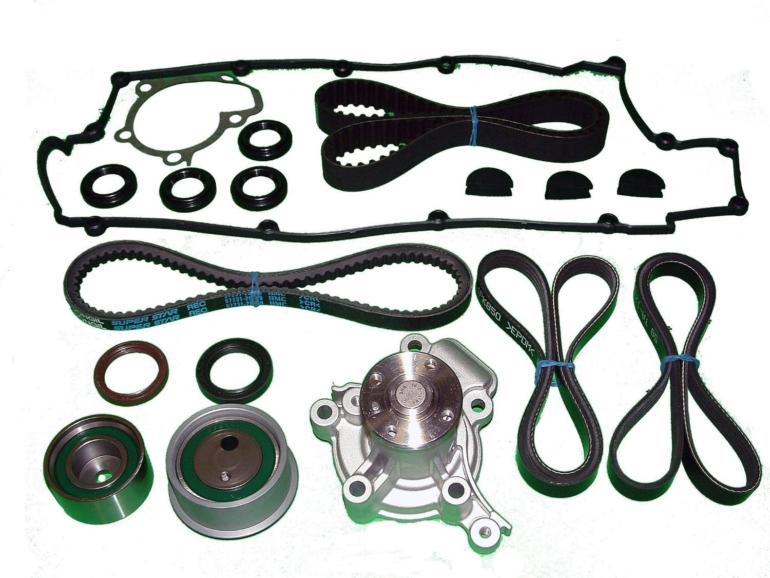 Attractive Timing Belt Kit