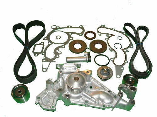 Timing Belt Kit Toyota Landcruiser 1998 to 2005