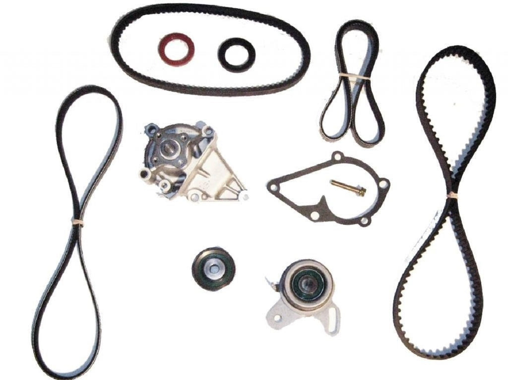 Timing Belt Kit Hyundai Accent 2001 to 2005 1.6L
