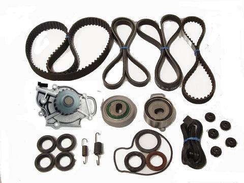 Timing Belt Kit Honda Accord 1998 to 2002 DX, EX, LX and SE  4 cylinder Models with 2.3 Litre Engine