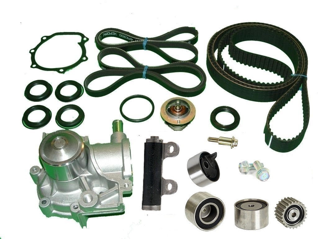 Timing Belt Kit Subaru Legacy 1992 to  5/1998 2.2L With Bearings and Water Pump