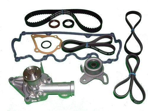 Timing Belt Kit Hyundai Accent 2002 1.5L SOHC 12 Valve