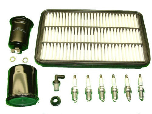 Tune Up Kit Toyota Avalon 1995 Air Fuel Filters Plugs