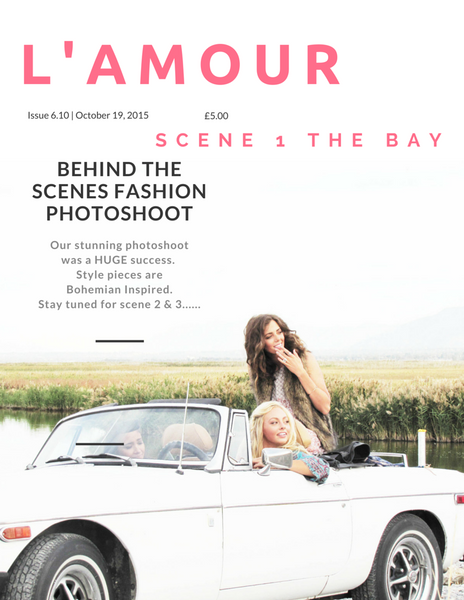 Behind The Scenes: Absolutely One Of The Most Stunning Fashion Photoshoots | Bohemian Inspired