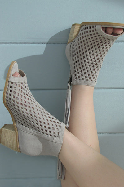 3366e06b6 Indie Ankle Booties - Inspire L  Amour