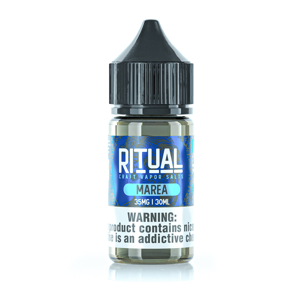 Marea SALT NICOTINE by Ritual Craft Vapor Liquid
