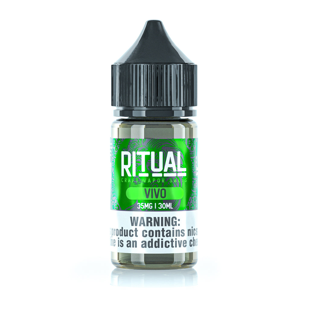 Vivo SALT NICOTINE by Ritual Craft Vapor Liquid