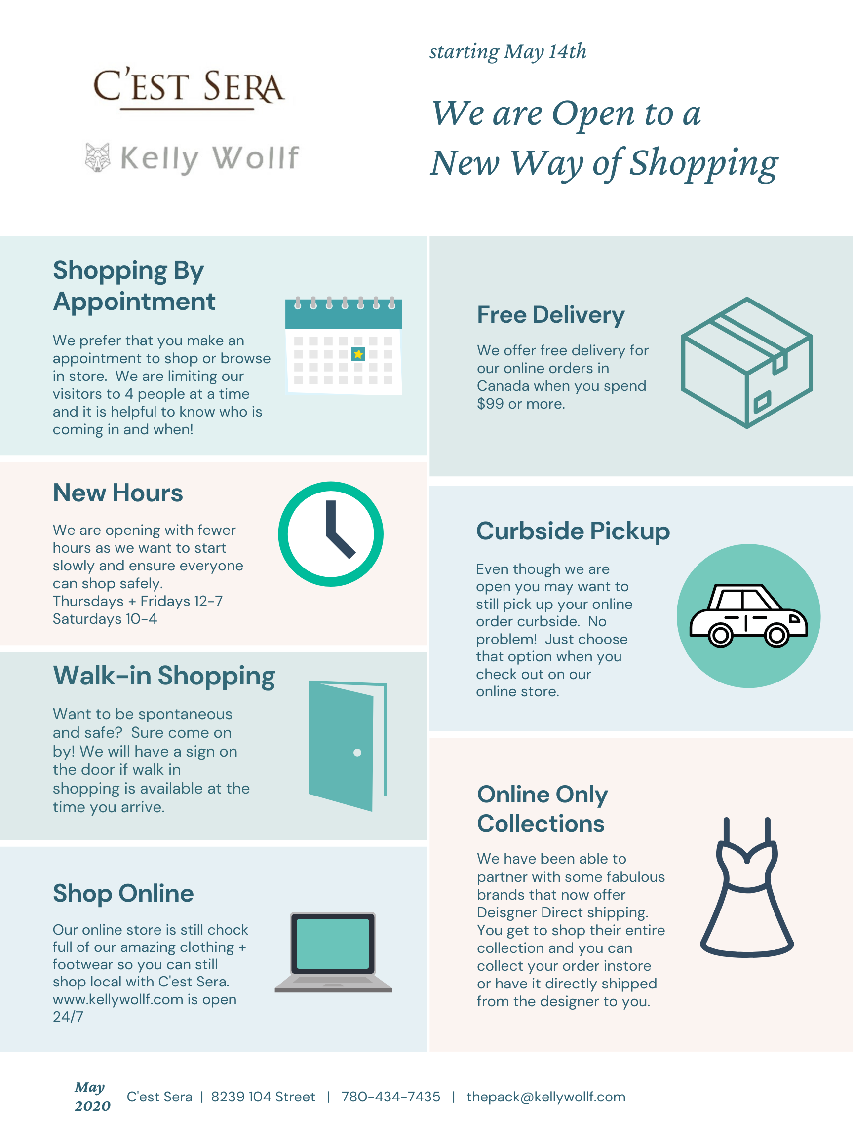 covid a new way of shopping