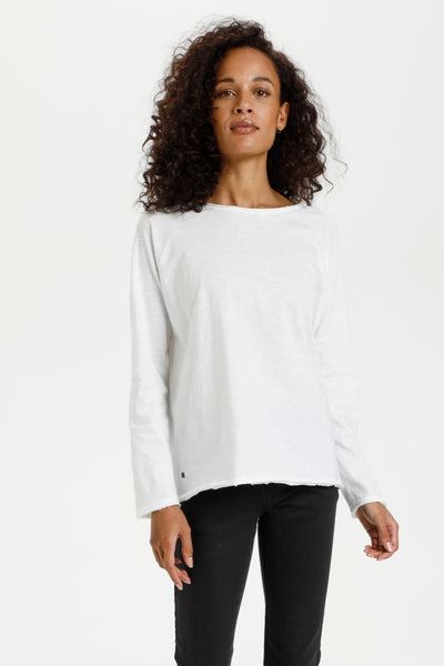 Kaffe Vitta Long Sleeve T-Shirt