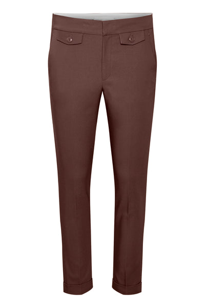 InWear Zella Turn-Up Pants