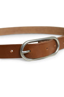 Part Two Erleta Simple Leather Belt