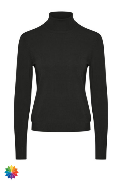 InWear Novella Rollneck Knit Sweater