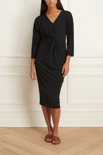 I by Iris Raglan Sleeved Dress
