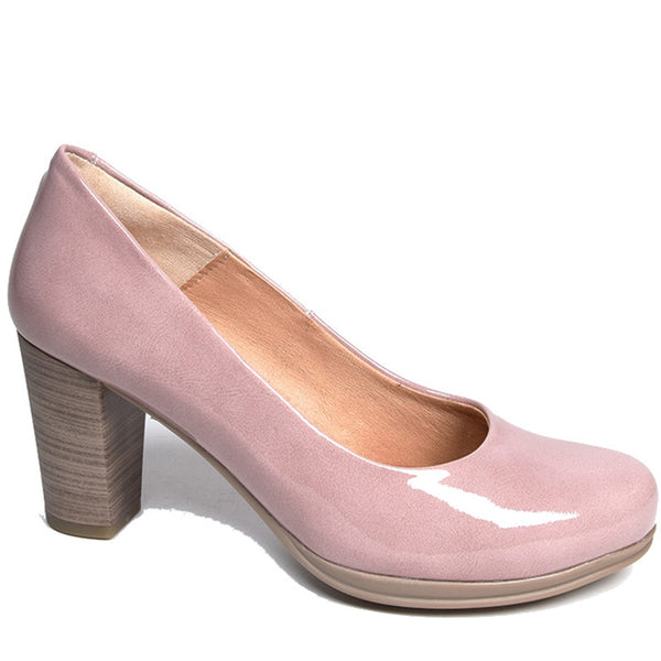 edmonton karston shoes pink