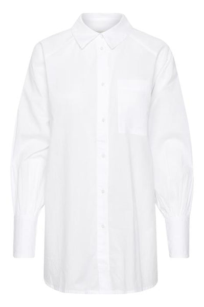 Part Two Hanka Long Dress Shirt