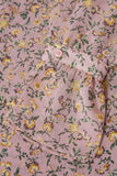 Soaked In Luxury Floria Blouse In Pink Nectar Floral