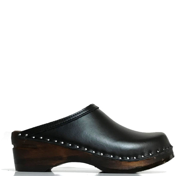 Troentorp Kahlo Clog in Black