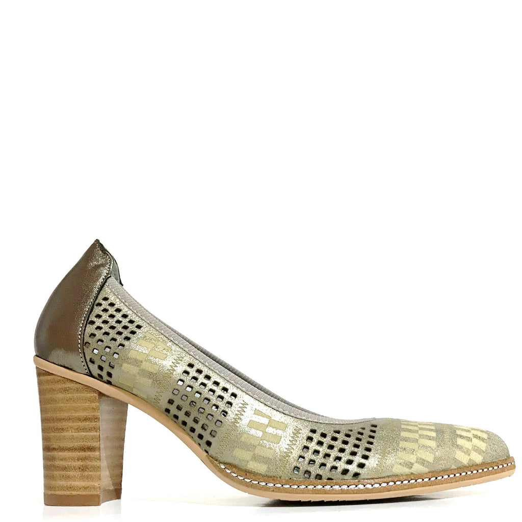 UTV Caayen Shoe in Bronze