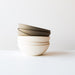 artisan kitchen pottery bowl by Atelier Trema Edmonton