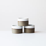 Atelier Trema Ceramic Ramekin in Grey or White