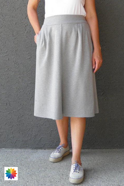 Kelly Wollf Urban French Terry Skirt