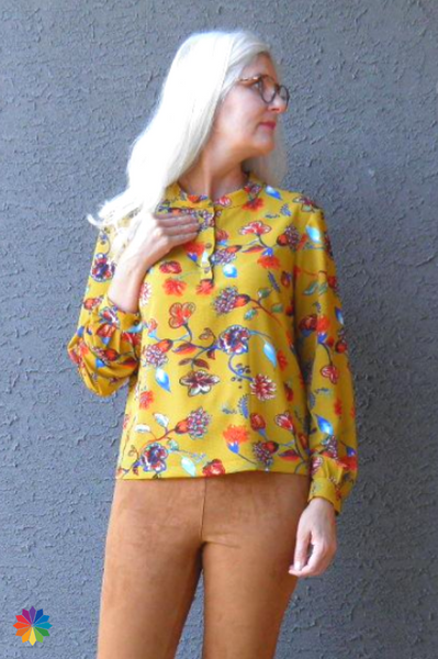 Kelly Wollf Merrick Blouse