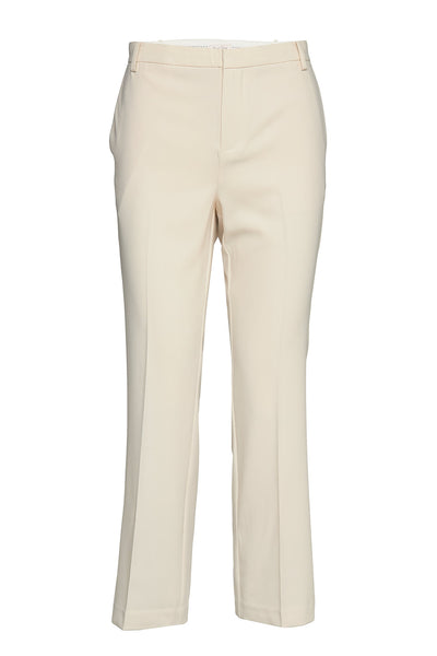 Part Two Birdie Cropped Pant In Moonbeam