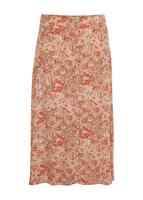 Part Two Carina Button Front Midi Skirt
