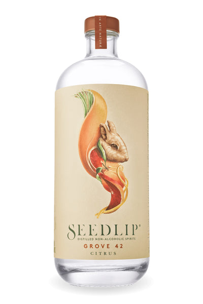 "Seedlip Distilled Non-Alcoholic ""Grove 42"" Spirit"