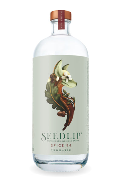 "Seedlip Distilled Non-Alcoholic ""Spice 94"" Spirit"