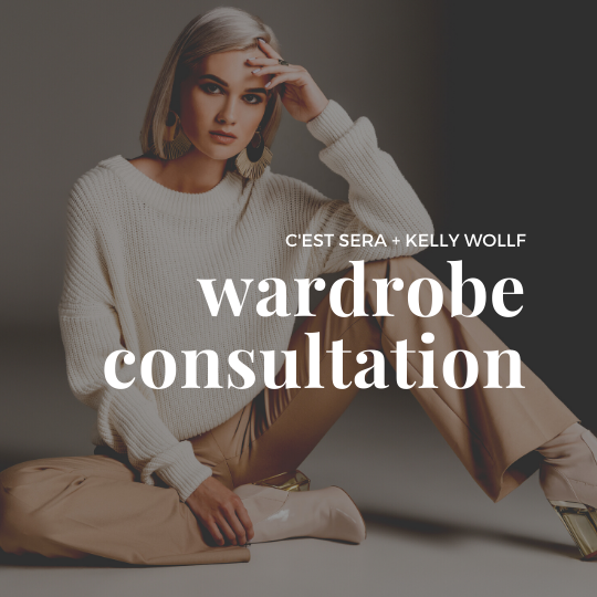 In Store Wardrobe Consultation Appointment