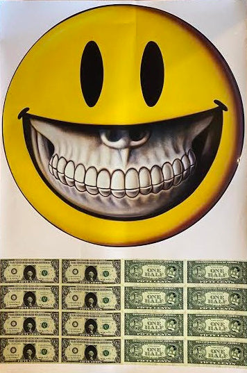 Grin Money Poster