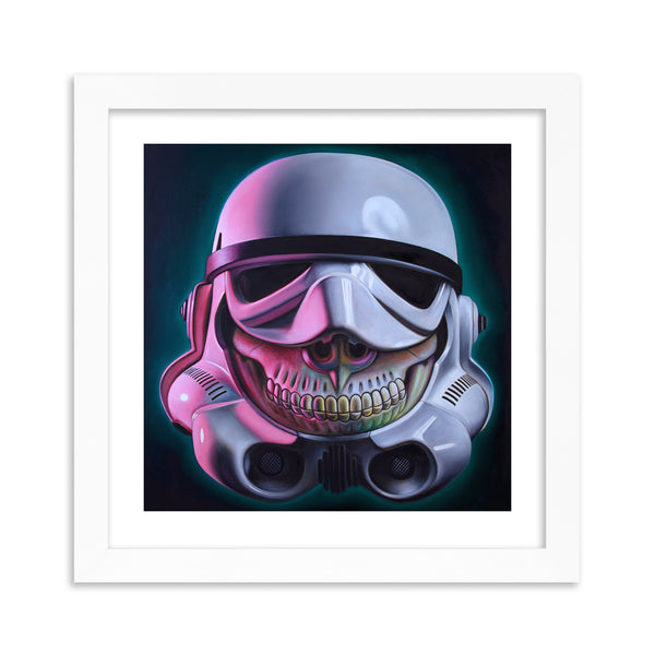 Storm Trooper Grin