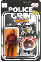 Police Grin Action Figure - Hip Hop Edition