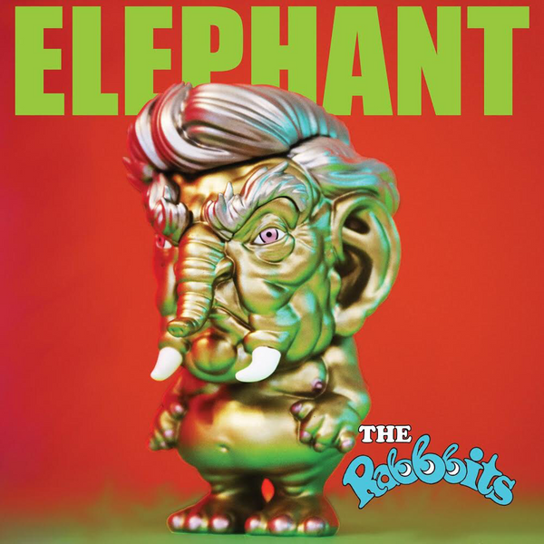 "The Rabbbits ""ELEPHANT"" Album"