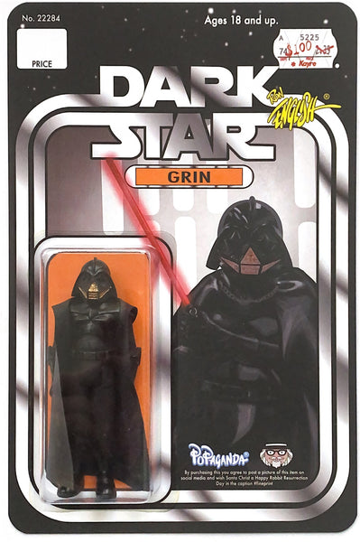 Dark Star Action Figure