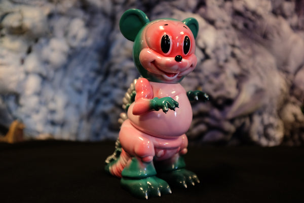 Mousezilla (Pink / Green)