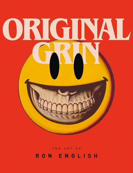 Original Grin: The Art of Ron English