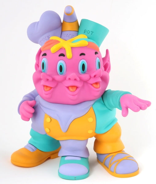 Obesios Smack Crack & Pot Special Pink Colorway figure