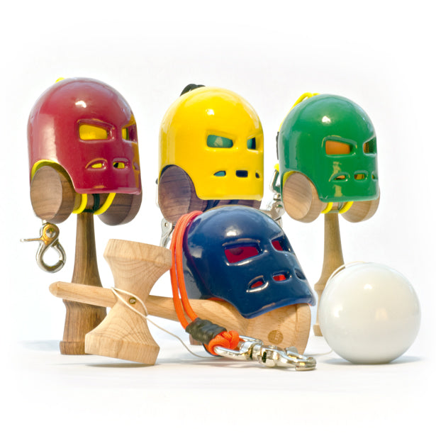 MK1 Kendama Helmet Carrier Design